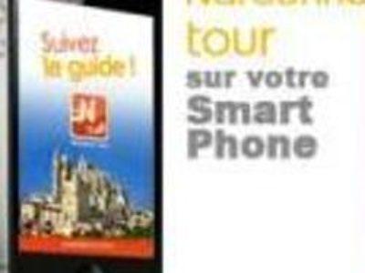 Narbonne Tour, l'application de l'Office de tourisme lancée sur les iPhones