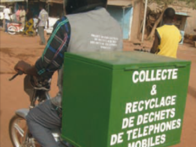Un partenariat avec les collectivités pour recycler les mobiles usagés