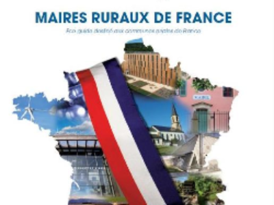 L'Association des Maires Ruraux de France publie « L'Eco-guide 2011 »