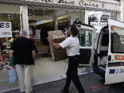 Transport de marchandises: la mutualisation peine à monter en charge