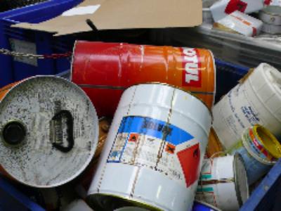 La filière pour les déchets dangereux a son décret