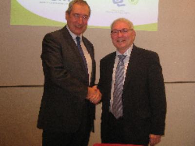 L'Ordre des géomètres-experts et l'Association des Maires de France renforcent leur partenariat
