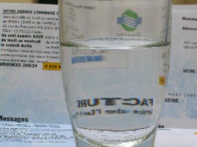 Au fil de l'eau, de l'assainissement à la consommation