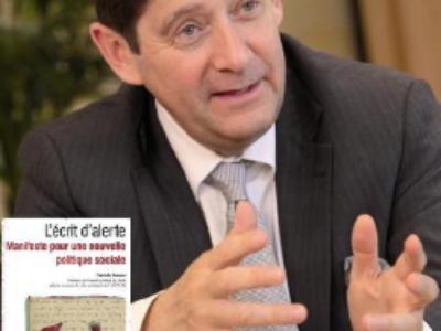 """""""L'Ecrit d'alerte"""" du président de l'UNCCAS"""