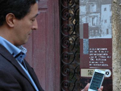 La ville de Sarlat à la pointe du e-tourisme avec la NFC