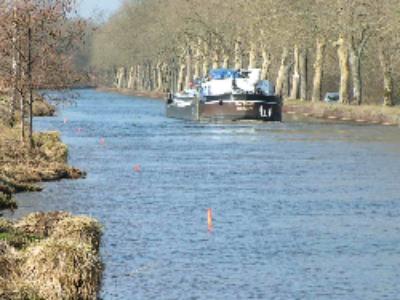 Modification du statut de l'établissement public Voies navigables de France