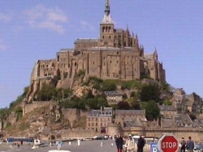 Mont Saint-Michel: les éoliennes dans la ligne de mire de l'Unesco
