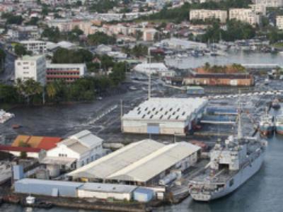 Création des grands ports maritimes d'Outre-Mer