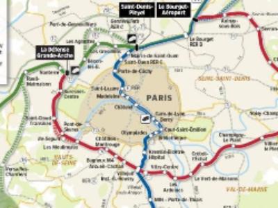 Grand Paris: le Conseil constitutionnel valide les conditions de financement des matériels roulants