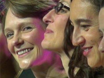 Claire Nouvian, nommée « Femme d'Environnement 2012 » aux 20 ans des Trophées des Femmes en Or