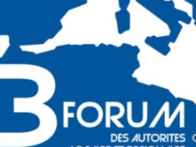3e Forum des autorités locales et régionales de la Méditerranée