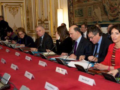 Lancement du Pacte de confiance et de responsabilité entre l'Etat et les collectivités territoriales