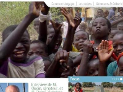 Commune Eau Terre: un site pour promouvoir l'utilisation de la loi Oudin par les collectivités