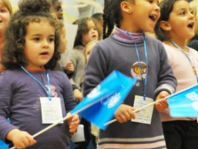 """231 villes et 4 départements """"amis des enfants"""""""