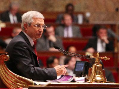 """Appel de Dexia: une décision """"indécente"""" selon Claude Bartolone"""