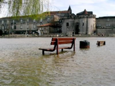 Risque d'inondation: la consultation sur la stratégie nationale se prolonge