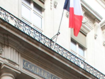 La Cour des comptes publie son rapport