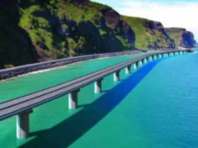 La Réunion: la route du Littoral poursuit sa voie