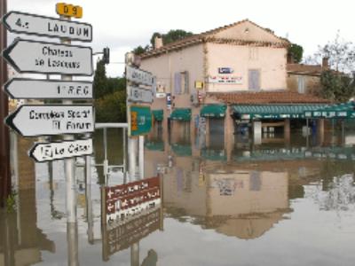 Le Sénat adopte la proposition de loi relative à la prévention des inondations et à la protection contre celles-ci