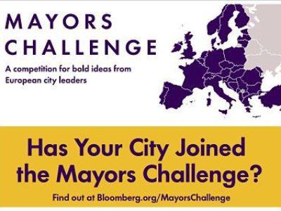 13 villes françaises candidates au Mayors Challenge. Et vous?