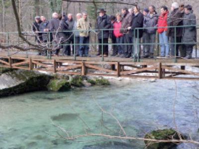Un label pour les rivières encore sauvages