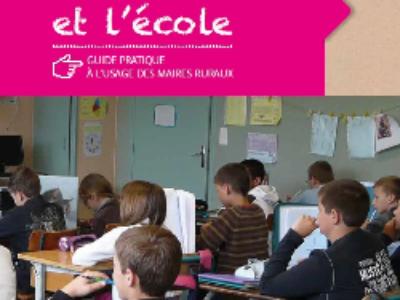 Un guide sur l'école pour les maires ruraux