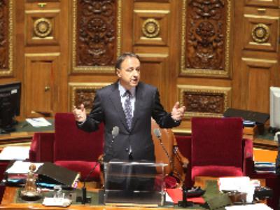 Le Sénat décerne son Prix de thèse et le Prix de la Fondation Jacques Descours Desacres pour 2014