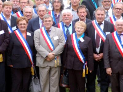 """Les maires ruraux dénoncent une """"décomposition territoriale"""""""