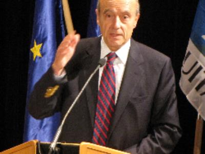 Alain Juppé réélu président de l'AFCCRE appelle l'Europe à se réformer pour être en phase avec ses citoyens