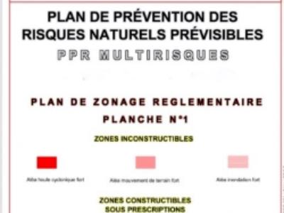 L'urgence justifie l'opposabilité immédiate du projet de plan de prévention des risques naturels prévisibles