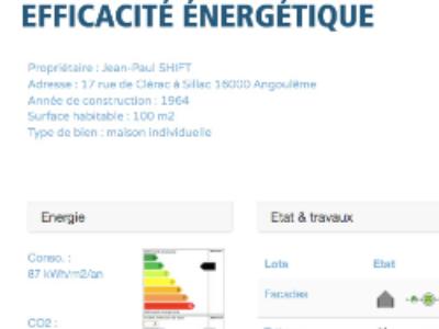 Le passeport efficacité énergétique au banc d'essai