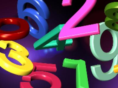 Régions: des chiffres et des lettres…