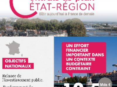 Les premiers Contrats de plans État-Région 2015-2020 ont été signés