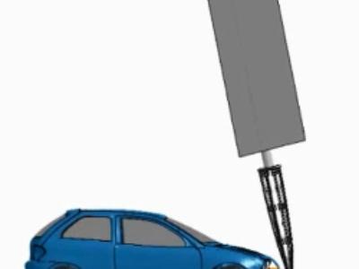 """Sécurité routière: les supports de signalisation """"fusibles"""" désormais autorisés"""