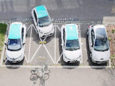 Autopartage: Strasbourg prêt à faire oublier le flop lyonnais