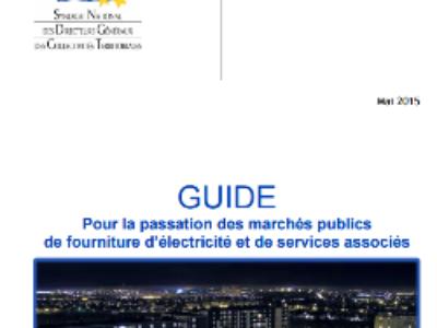 Fin des tarifs réglementés d'électricité: que doivent faire les acheteurs publics?