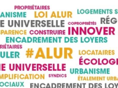 Loi Alur: le toilettage réglementaire du Code de l'urbanisme en consultation