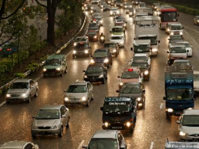 Une proposition de loi pour la circulation alternée automatique en cas de pic de pollution