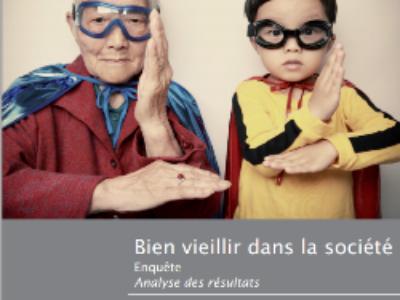 """L'UNCCAS publie une enquête sur le """"Bien vieillir dans la société"""""""