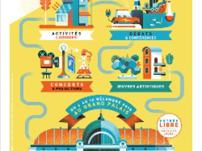 Exposition Solutions COP21: demandez le programme!