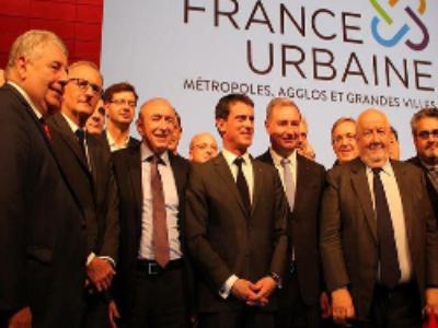 """L'AMGVF et l'ACUF annoncent la naissance de """"France urbaine"""""""