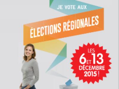 Régionales 2015: comment ça marche?
