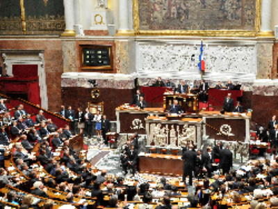 Révision constitutionnelle: rendez-vous le 5 février à l'Assemblée nationale