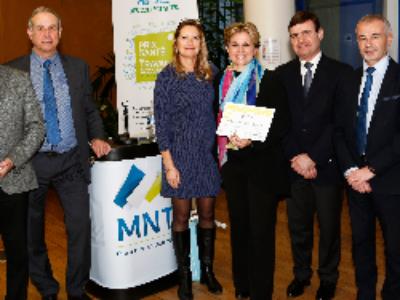 5e édition du Prix santé au travail: Saint-Jeannet, Courbevoie, la Lorraine et la Martinique à l'honneur