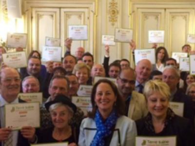 """111 communes labellisées """"Terre Saine, communes sans pesticides"""""""