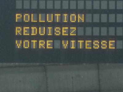 Pics de pollution: le nouvel arrêté manque de souffle
