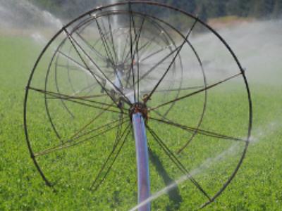 Eaux usées pour l'irrigation: piqûre de rappel