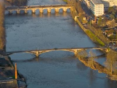 Risque inondation: Châtellerault met en place la première stratégie locale de gestion du risque