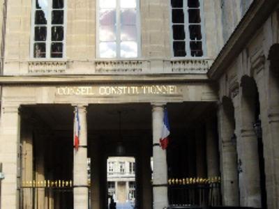 Clause de compétence: le Conseil constitutionnel donne tort à l'ADF