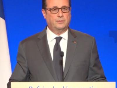 François Hollande veut abaisser le seuil du référendum d'initiative populaire